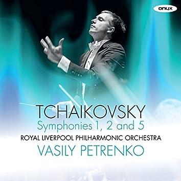 Tchaikovsky: 'Winter Dreams' Symphony No. 1, 'Little Russian' Symphony No. 2 , Symphony No. 5