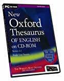 New Oxford Thesaurus of English [import anglais]
