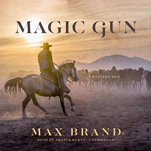 Magic Gun cover art