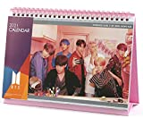 BTS Calendario/Bulletproof Boys BTS Calendario de escritorio de fotos 2020~2021 + juego de calcomanías