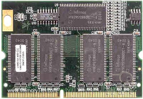 128MB Cisco Systems NPE 400 Approved Memory Upgrade (p/n MEM-NPE-400-128MB) Cisco 128 Mb Memory
