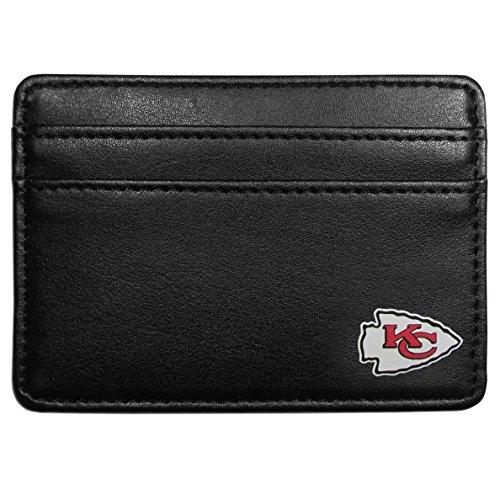 Siskiyou NFL Kansas City Chiefs Weekend Wallet Black