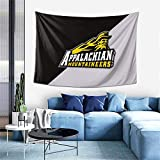 Appalachian State University Wall Hanging Tapestry For Bedroom Home Decor Multipurpose Tapestry Cover Bedspread Blanket 60''X40''