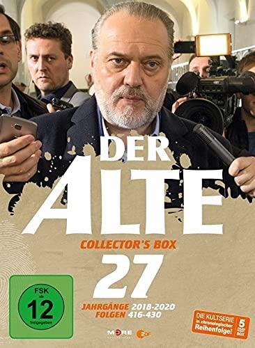 Der Alte-Collector'S Box Vol.27 [5 DVDs]