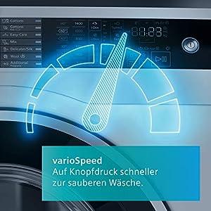 Siemens WT47W5W0 iQ700 Wärmepumpentrockner/ A+++/ 8 kg/ Selbstreinungs-Automatik/ Sensorgesteuerte autoDry-Technologie/ Outdoor-Programm