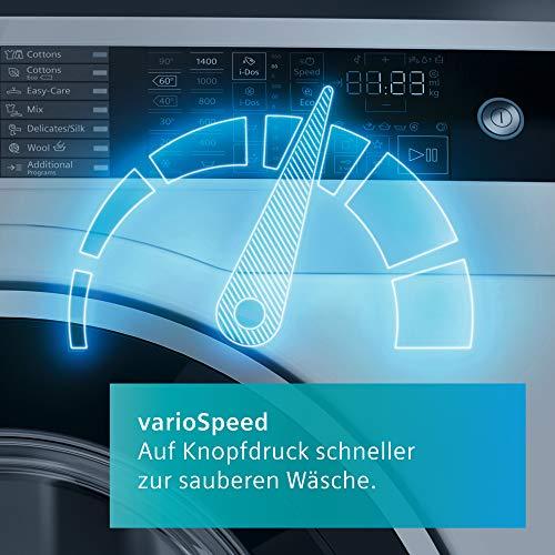 Siemens WM14G400 iQ500 Waschmaschine