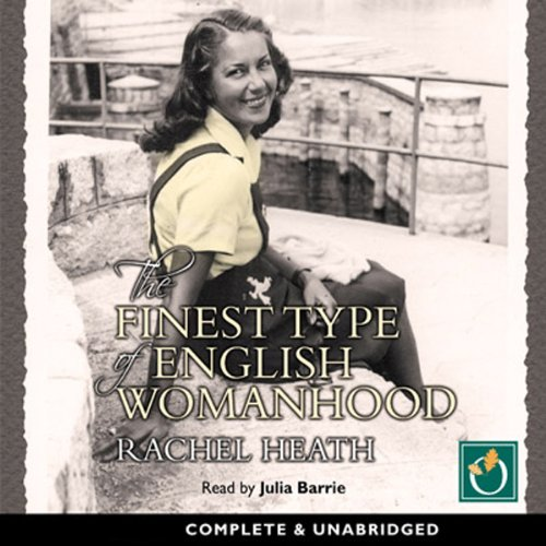 The Finest Type of English Womanhood cover art
