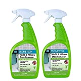 StoneTech Mold & Mildew Stain Remover, Cleaner for Natural Stone, 24-Ounce (.710L) Spray Bottle, 2-pack