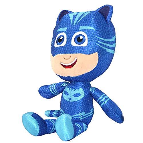 PJ Masks pluche figuren pyjamahelden 35 cm voor kinderen (Catboy)
