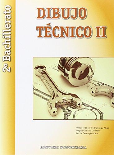 Dibujo Técnico II: 2º Bachillerato - 9788470635397