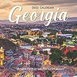 Georgia Calendar 2022: Calendar 2022 with 6 Months of 2021 Bonus