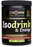 Crown Sport Nutrition Bebida Isotónica - Isotónico en polv