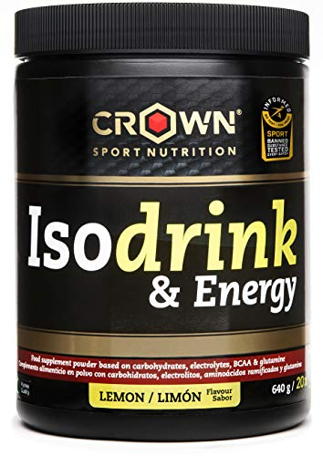 Crown Sport Nutrition Bebida Isotónica -...