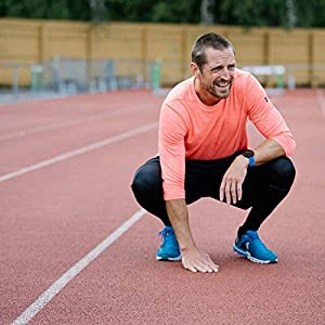 Polar Vantage M Premium Watch for Multisport & Triathlon Training (Heart Rate Monitor GPS, Running Power, Waterproof) Fitness Watch for Women and Men Bundled with HogoR Power Bank