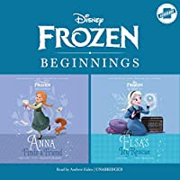 Frozen Beginnings: Anna Finds a Friend / Elsa's Icy Rescue (Disney Before the Story)