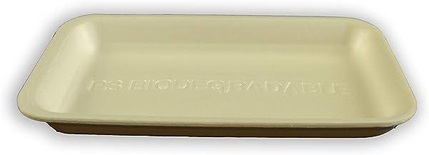 Bandeja porex biodegradable, modelo 90. 180x255x25mm 750 Unidades ...