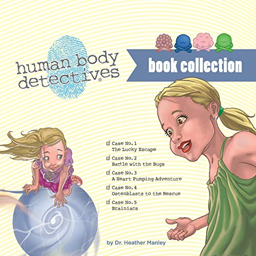 Human Body Detectives Book Collection (Human Body Detective Collection) (Volume 6)