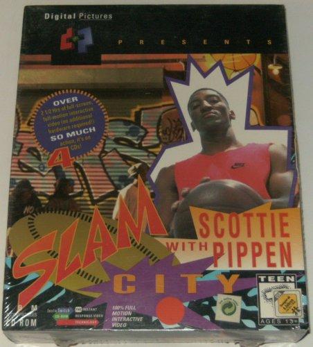 Preisvergleich Produktbild Slam City: Scottie Pippen - US Eurobox (PC)
