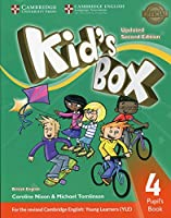 Kid's Box Level 4 Pupil's Book British English (Kids Box)