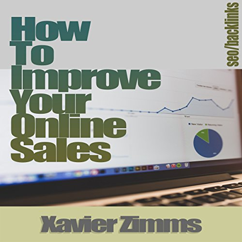 How to Improve Online Sales audiobook cover art
