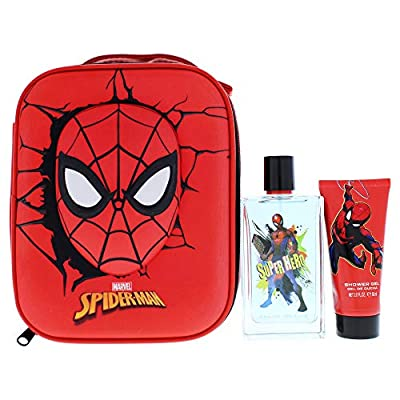 Spiderman Fragancia infantil set