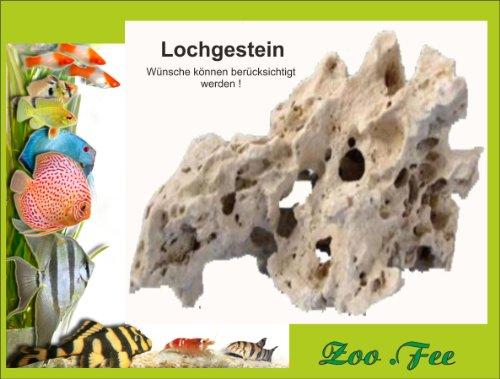 5 kg Lochgestein groß, Aquarium, Malawibecken, Dekoration