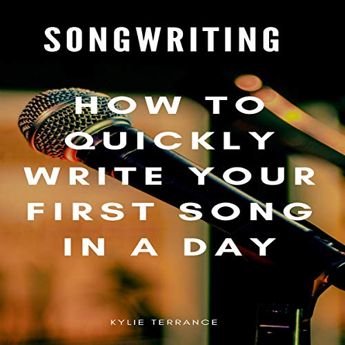 Songwriting: How to Quickly Write Your First Song in a Day Titelbild
