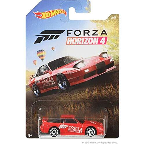 Hot Wheels \'96 Nissan 180 SX Type X 2/6 Forza Horizon 4 Xbox 1:64 GBB66 GDG44