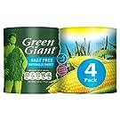 Green Giant Salt Free Sweetcorn, 4 x 198g
