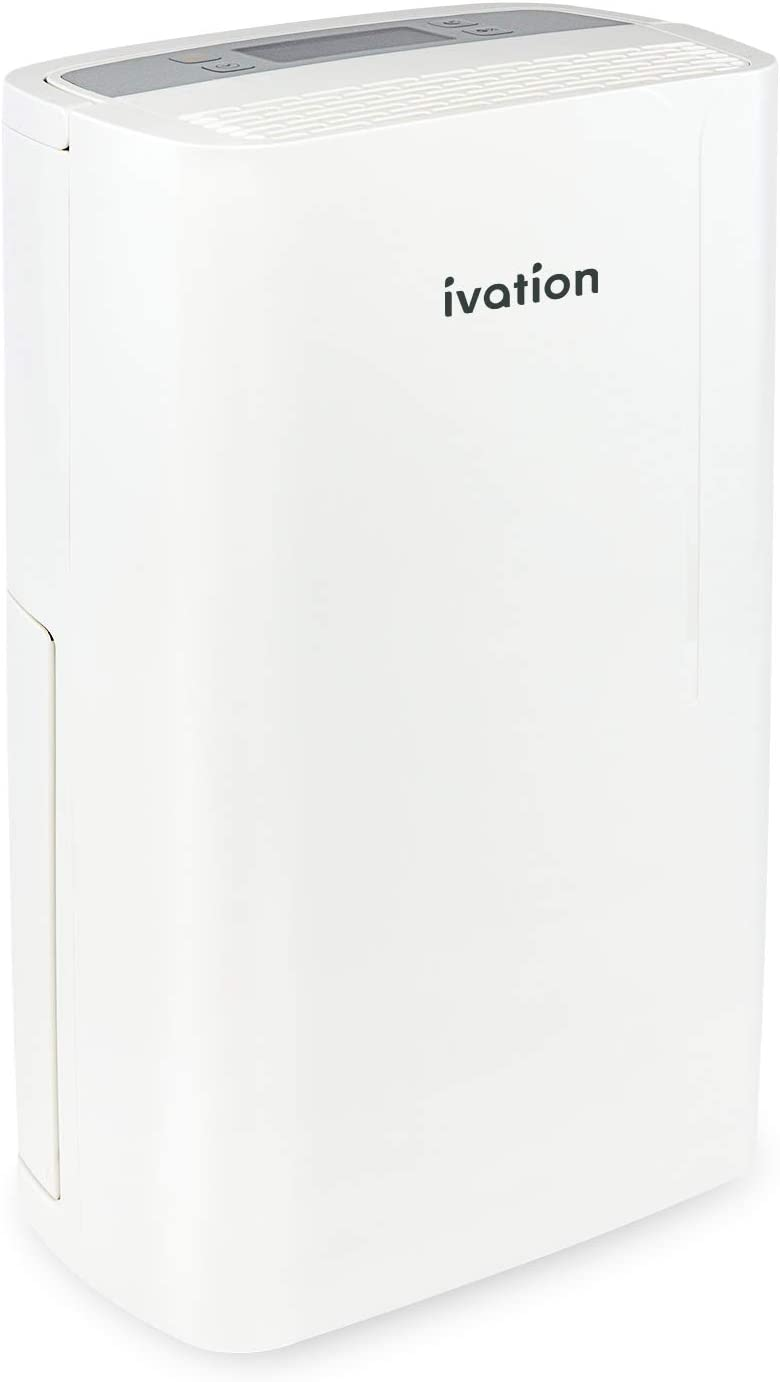 Ivation 14.7 Sale Pint Compressor Dehumidifier and Compa – Small Ranking TOP5