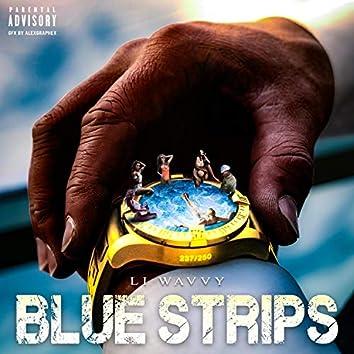 Blue Strips