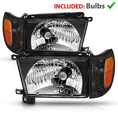01 toyota 4runner headlights - 5