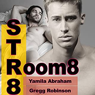 Str8 Room8 audiobook cover art