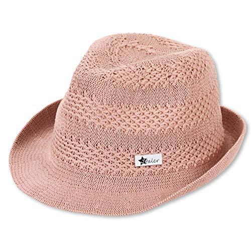 Sterntaler Baby Mädchen 1422182 Hut, rosa, 53 EU