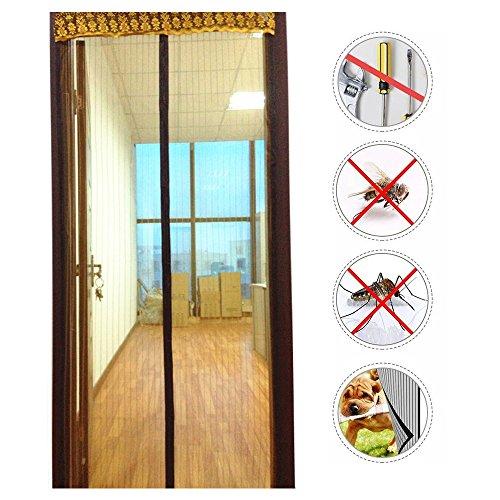 cortinas mosquiteras para puertas 100x220