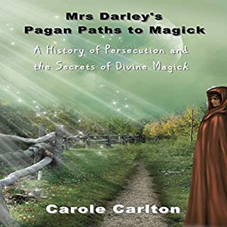 Mrs Darley's Pagan Paths to Magick audiobook cover art