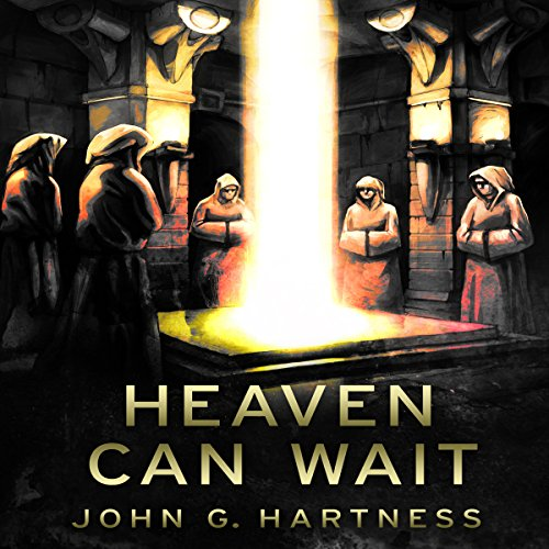 Heaven Can Wait audiobook cover art