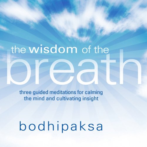 The Wisdom of the Breath audiobook cover art