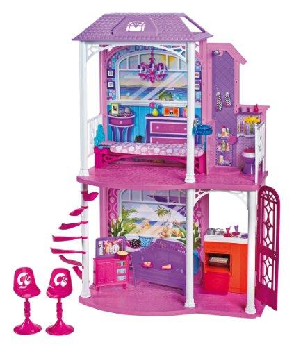 Barbie - Casa De Vacaciones (Mattel W3155)