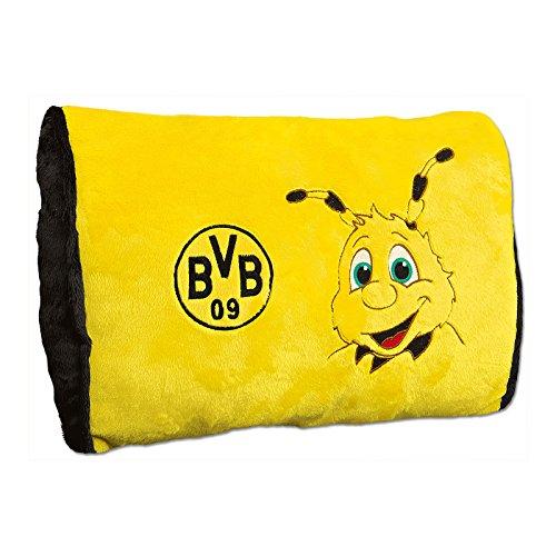 Borussia Dortmund Nickikissen / Kissen / Kuschelkissen / Autokissen Emma BVB 09