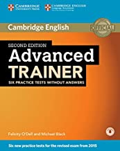 Permalink to Advanced Trainer, 2nd Edition. Practice Tests [Lingua inglese] PDF