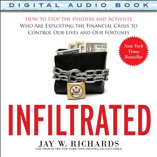 Infiltrated audiobook cover art