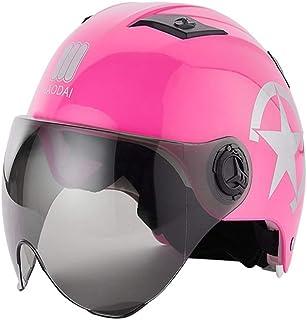 Shorkproof Off Road Full Face Casco de Moto Cascos de Motocicleta para Adultos con Visera A Prueba de Viento Anti-ca/ída Seguridad Motocross Caps 23 Colores