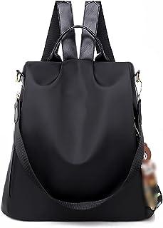 Wujianzzhobb حقيبة الظهر الرياضية ، أكسفورد السيدات حقائب الظهر ، مقاومة للماء النساء حقيبة الكمبيوتر المحمول الإناث حقيبة...