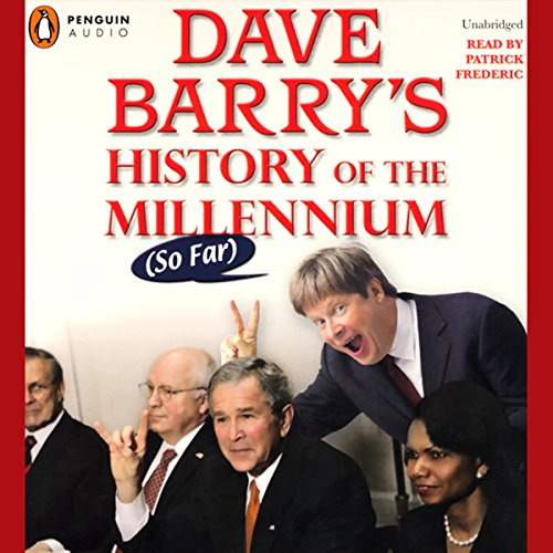 Dave Barry's History of the Millenium (So Far) cover art