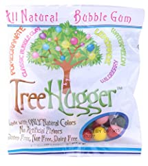 Made with All Natural Colors and Flavors Nut Free, Dairy Free, NO BHT, Gluten Free, Kosher Parve, Vegan Fun Flavors Kids (and adults) LOVE!