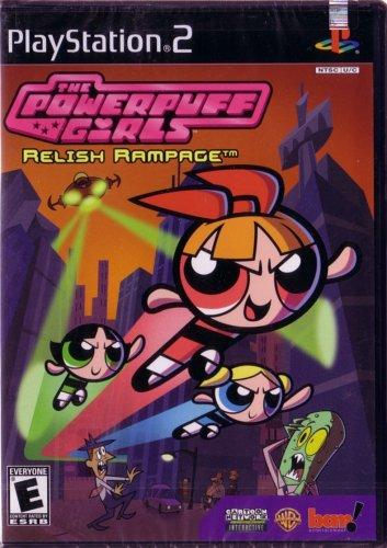 Powerpuff Girls: Relish Rampage