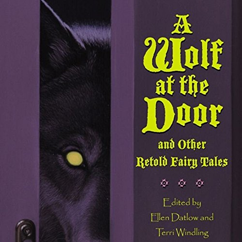 A Wolf at the Door audiobook cover art