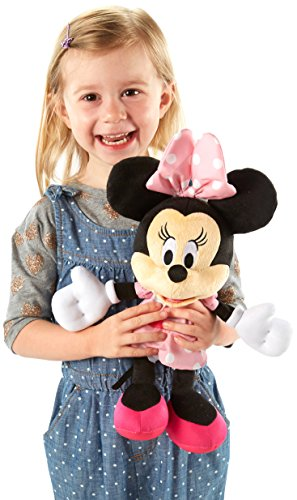 Fisher-Price Disney Mickey Mouse Clubhouse Silly Squeeze Minnie Baby