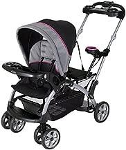 Baby Trend Sit N Stand Ultra Stroller, Millennium Raspberry